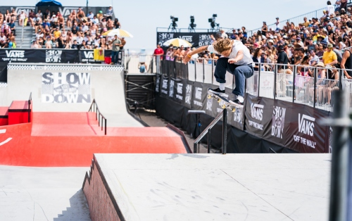 Vans Showdown Finalists Decided