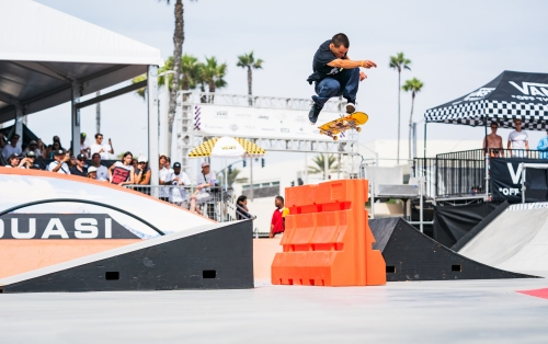 Highlights: Vans Showdown Prelims