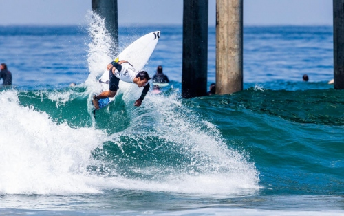 Barron Mamiya Ousts Two-Time Vans US Open Winner Igarashi