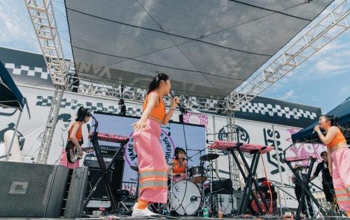 Gallery: Chai Perform on the Music Stage