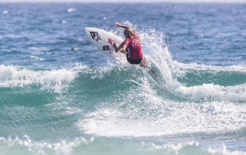 Congratulations, Caitlin Simmers! 2019 Vans US Open Pro Junior Winner