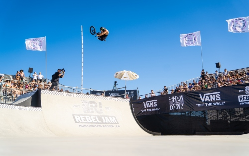 Gallery: Vans Rebel Jam Bunny Hop and Air & Style