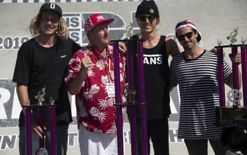 Vans Rebel Jam Results