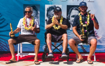 SURFERS' HALL OF FAME WELCOMES BEN AIPA, HERBIE FLETCHER & BRETT SIMPSON