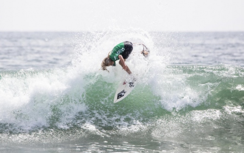 Top 5 Moments: Swell Arrives for First Finalists at VUSO