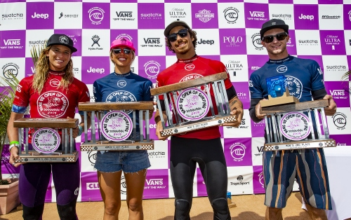 Surf Breaks: August 4, Vans US Open Champions