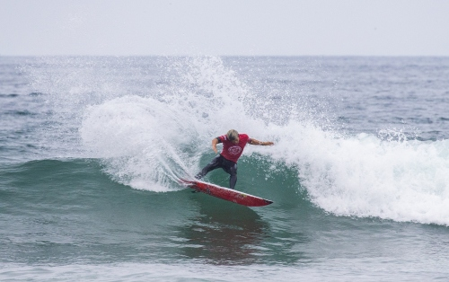 The Best Excellent Scored Waves of the Day at Vans US Open of Surfing