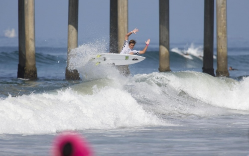 Vans US Open Pro Junior: Is This the American's Year