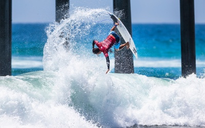 Day 8 Highlights - Going Big at the Vans US Open