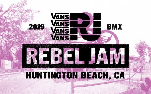 SWITCHING IT UP: VANS REBEL JAM