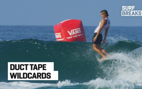 Surf Breaks - Duct Tape Invitational
