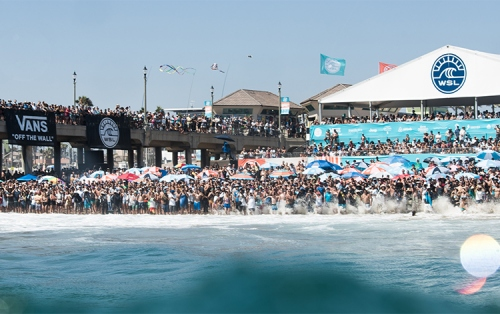 2019 VANS US OPEN OF SURFING PRESENTED BY SWATCH RETURNS TO HUNTINGTON BEACH - JULY 27 - AUGUST 4