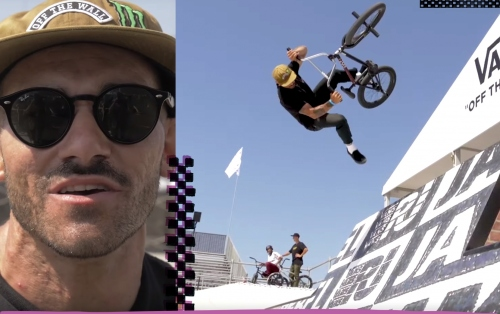 2019 Vans BMX Rebel Jam U.S Open Course Preview