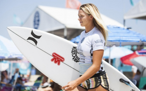 WSL Junior Champion: Catching Up with Kirra Pinkerton